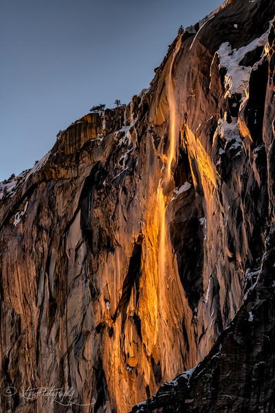 Firefall - Yosemite NP, 2019