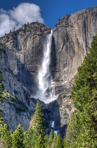Yosemite Falls, Yosemite Valley