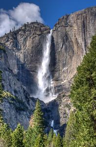 Yosemite Falls, Yosemite Valley