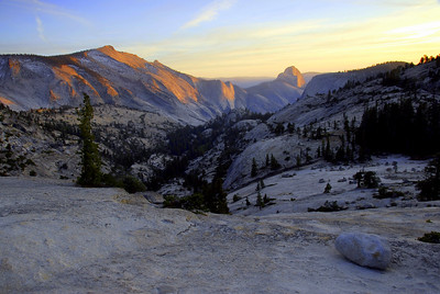 Clouds Rest & Half Dome