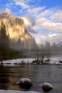 El Capitan & the Merced River