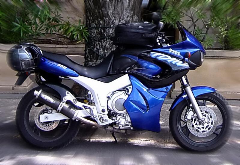 Yamaha TDM 850 @Serge