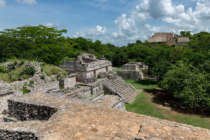 Recuerdos del imperio Mayo IV - Ek Balam, Yucatan, Mexico 2019