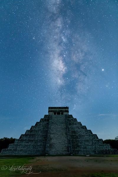 Recuerdos del imperio Mayo III - Chichen Itza, Yucatan, Mexico 2019