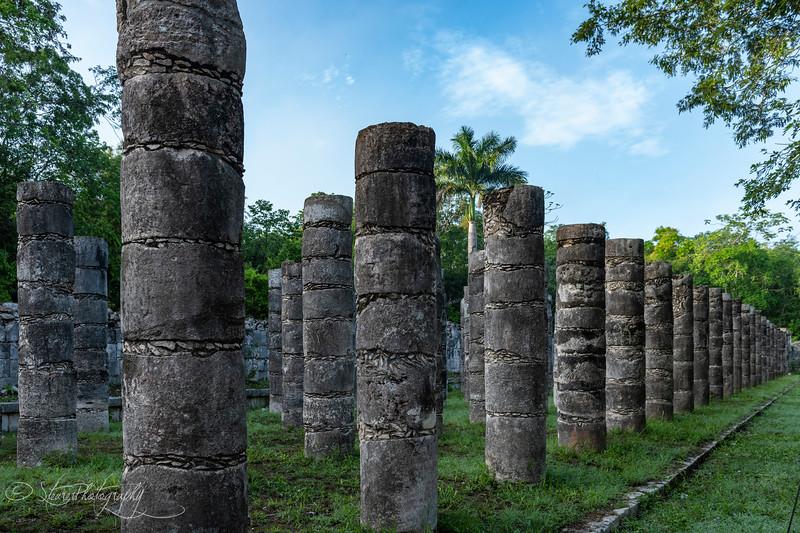 Recuerdos del imperio Mayo II - Chichen Itza, Yucatan, Mexico 2019