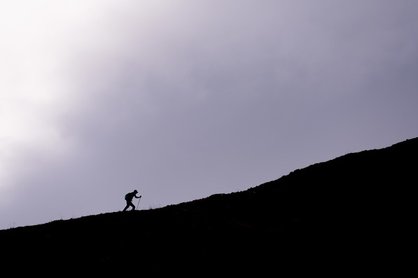 Hiking SIlhouette