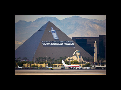 Luxor Hotel and Casino, Las Vegas, Nevada