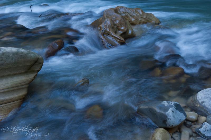 Eternal flow - The Narrows, Zion NP, UT
