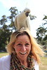 Friendly cockatoo<br /> Royal Botanic Gardens, Sydney