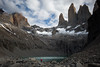 Las Torres<br /> Torres del Paine National Park<br /> Chile