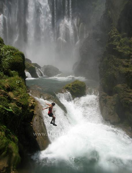 Pulhapanzak Falls<br /> Honduras