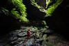 Canyon hiking in Australia's Blue Mountains