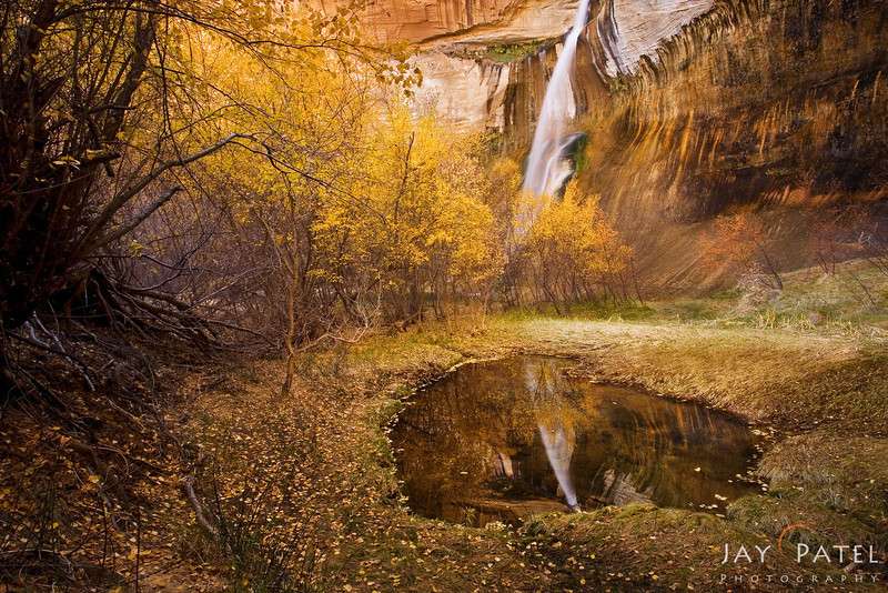 Calf Creek Falls, Grand Staircase-Escalante, Utah (UT), USA