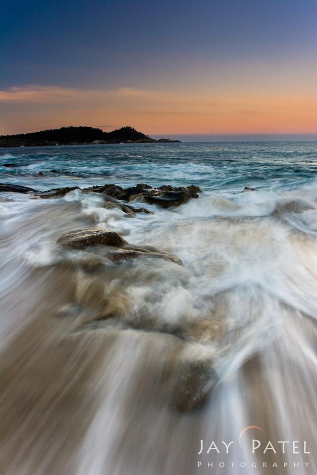 Carmel Beach, California (CA), USA