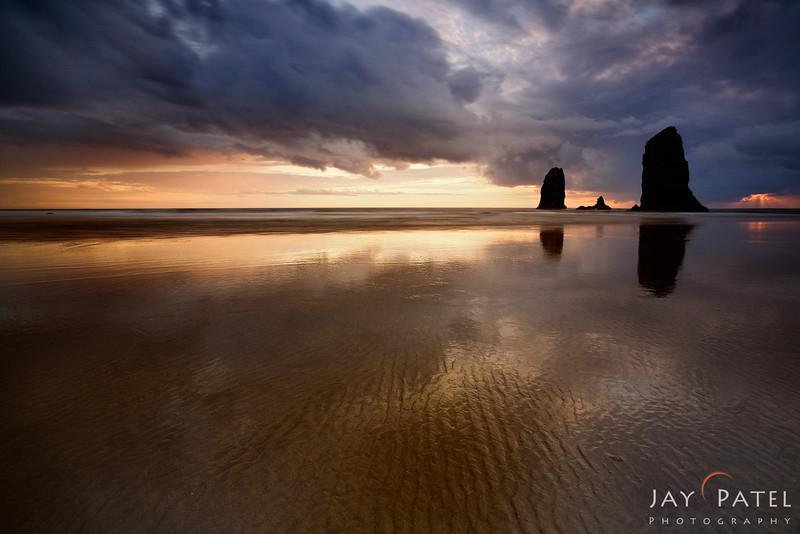 Canon Beach, Oregon (OR), USA
