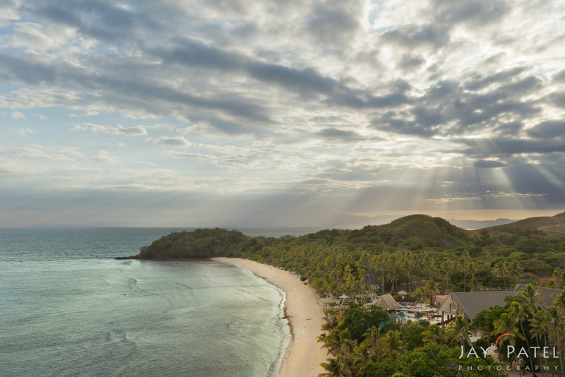 Mana Island Overlook, Fiji