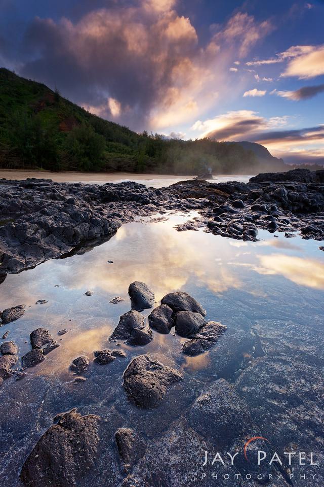 Lumahai Beach, Kauai, Hawaii (HI), USA