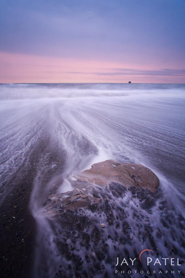 Rialto Beach, Olympic National Park; Washington (WA); USA