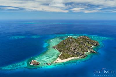 Moriki Island, Fiji