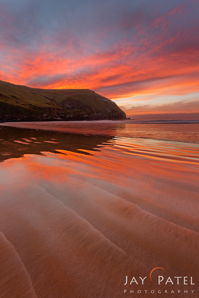 Cannibal Bay, New Zealand