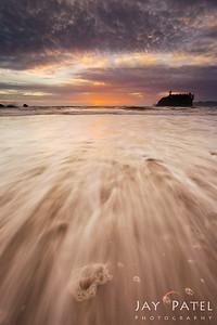Ruby Beach, Olympic National Park, Washington (WA), USA