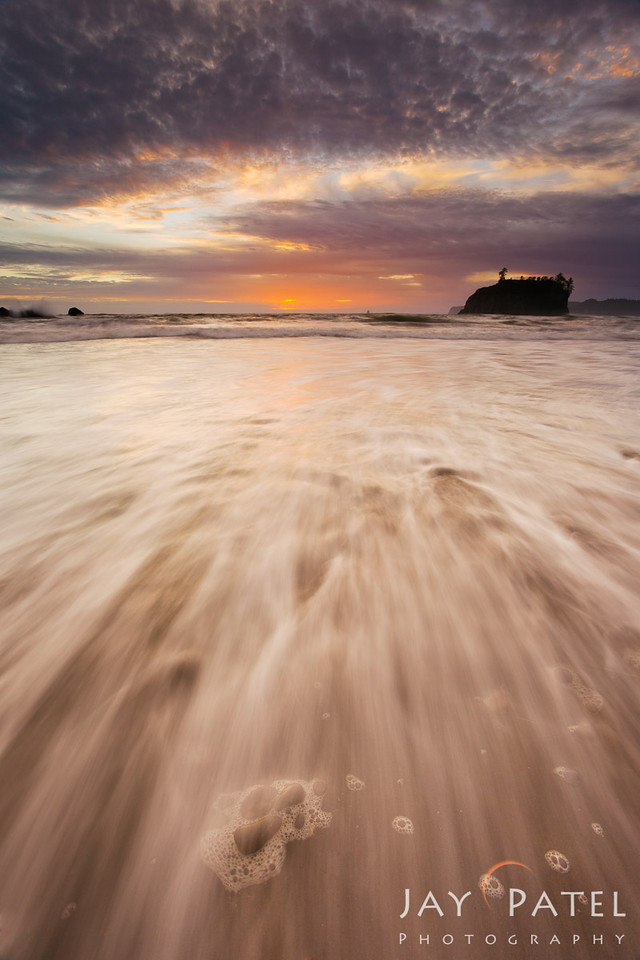 Ruby Beach, Olympic National Park, Washington (WA), USA