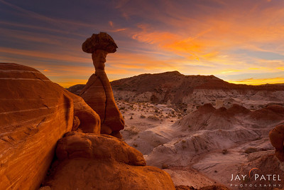 Toadstools, Grand Staircase-Escalante, Utah (UT), USA