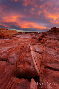 Valley of Fire State Park, Nevada (NV), USA