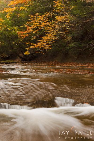 Brandywine Falls, Cuyahoga Valley National Park, Ohio (OH), USA