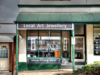 Galleries, Bookstores etc