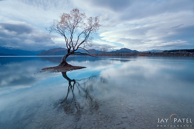 Lake Wanka, New Zealand
