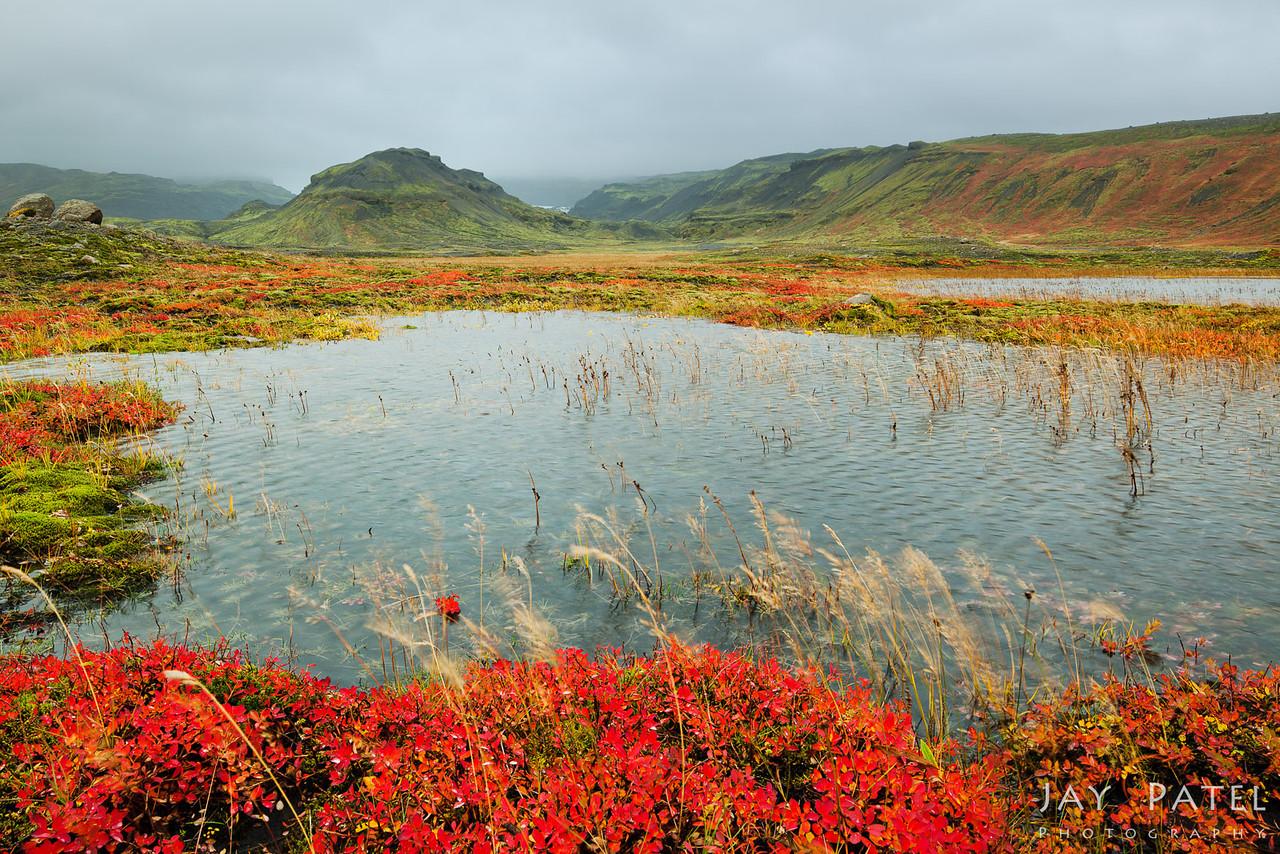 Myrdal Jokull, Iceland