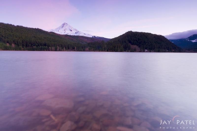Laurence Lake, Oregon (OR), USA