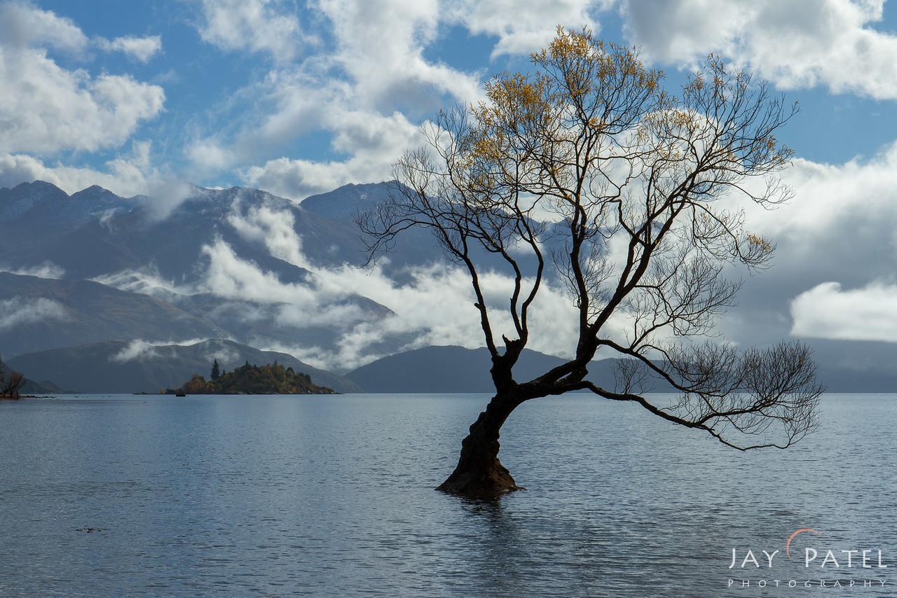 Lake Wanka, New Zealand
