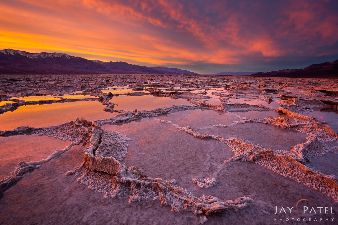 Badwater, Death Valley, California (CA), USA