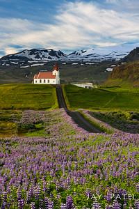 Hellissandur, Snæfellsnes, Iceland
