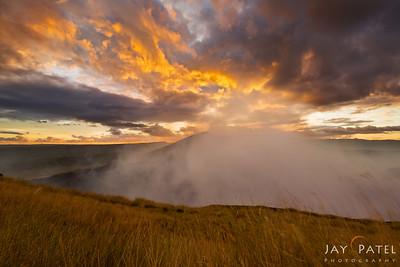 Masaya Volcano, Nicaragua