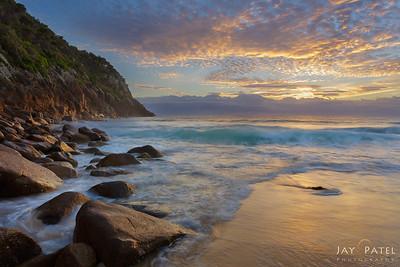 Zenith Beach, Shoal Bay, NSW, Australia