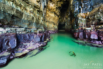Cathedrals Caves, Catlins, New Zeland