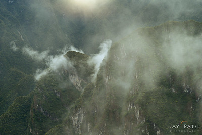 Macho Mountain Trail, Machu Picchu, Peru