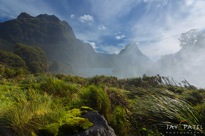 Milford Sound, Fiordlands National Park, New Zealand