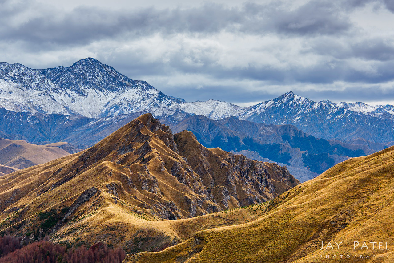 Skippers Canyon, New Zealand
