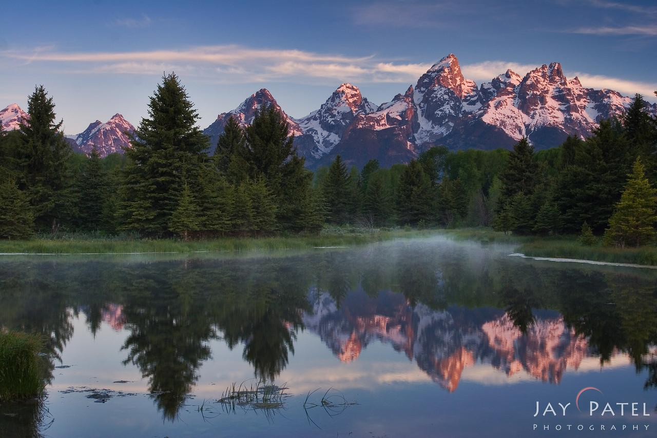 Grand Tetons National Park, Wyoming (WY), USA