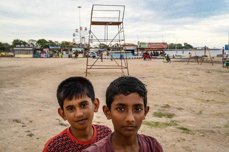 Tuticorin , India. 2019