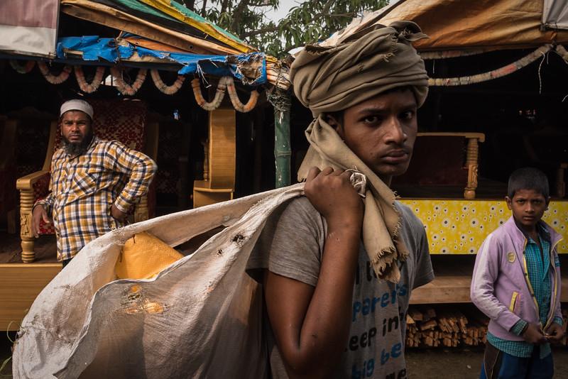 Sonepur, India. 2017