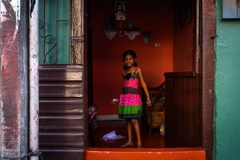 Colombo, Sri Lanka. 2019