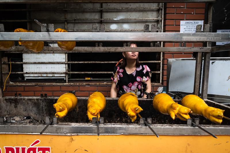 Hanoi, Vietnam. 2020