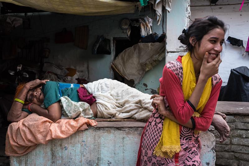 Varanasi, India. 2017