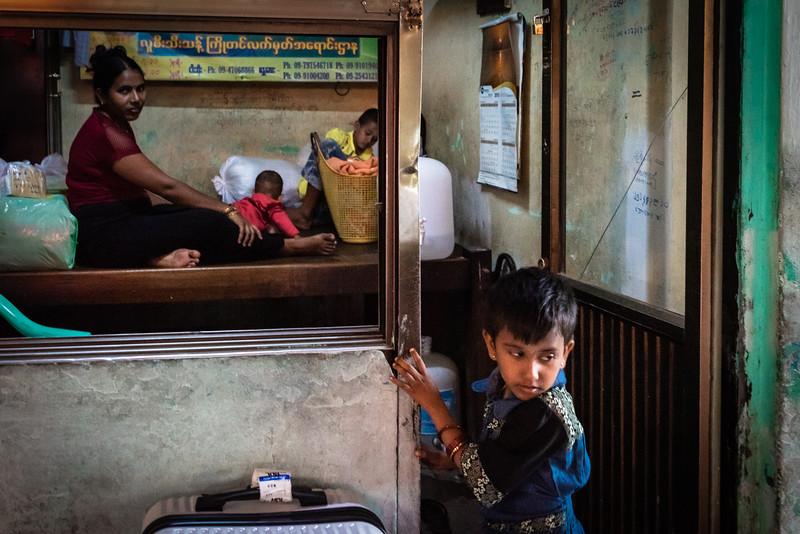 Mandalay, Myanmar. 2018