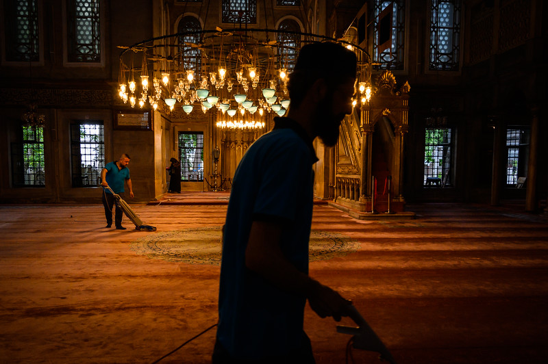 Istanbul, Turkey. 2019